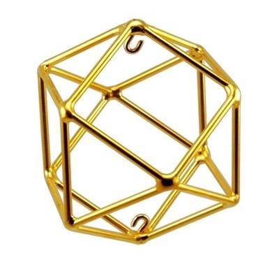 Cube Octahedron - Small
