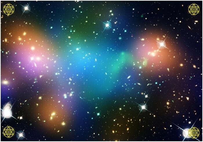 God's Universe - Poster Print