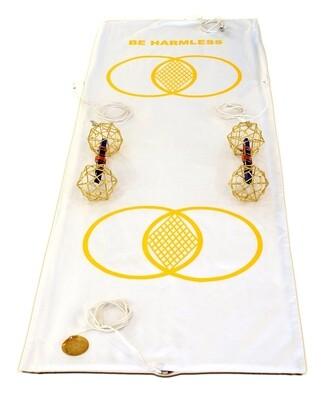 Buddha Maitreya the Christ Metatron Mat System with Christ Consciousness Vajras - full-length