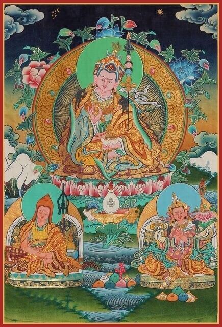 Phadmashambhava - Poster Print