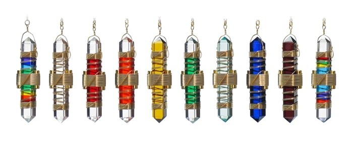 "Buddha Maitreya the Christ 3.5"" Etheric Weaver in 12K Gold-fill Wire"