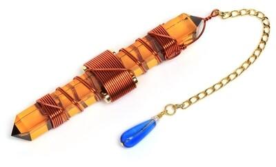 "Buddha Maitreya the Christ 4.5"" Etheric Weaver in Copper"