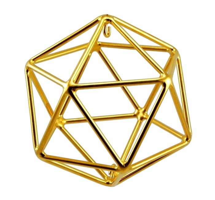 Icosahedron - Small