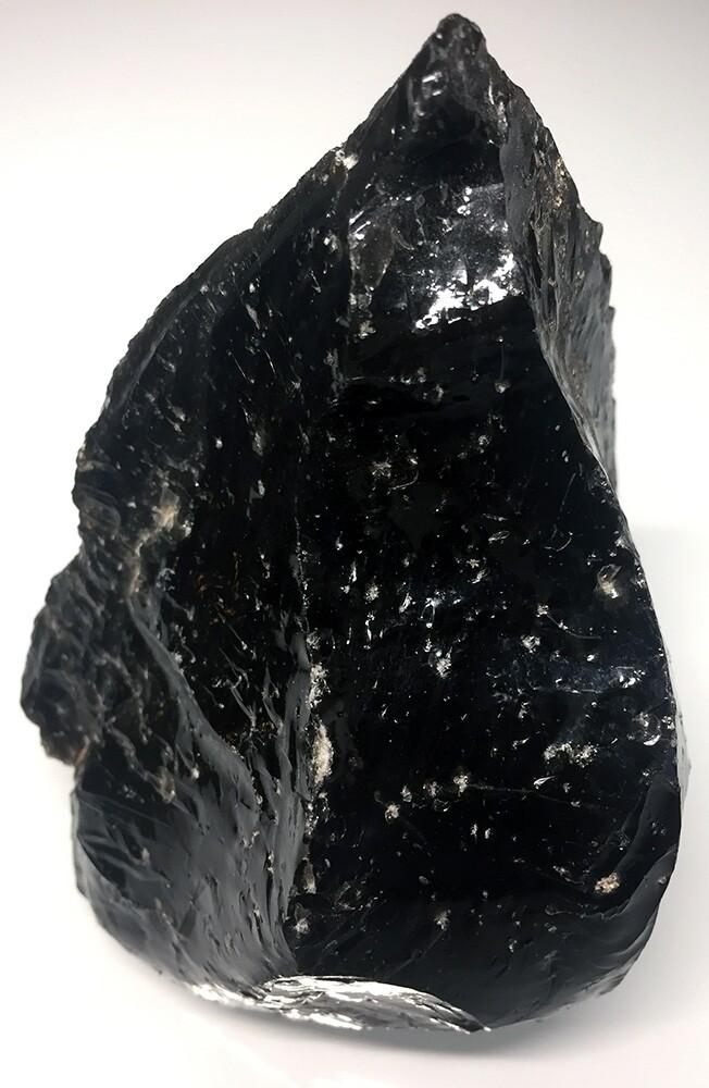 Obsidian from Shambhala