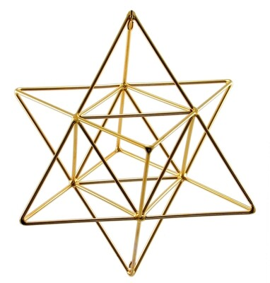 Star Tetrahedron with Octahedron - Large