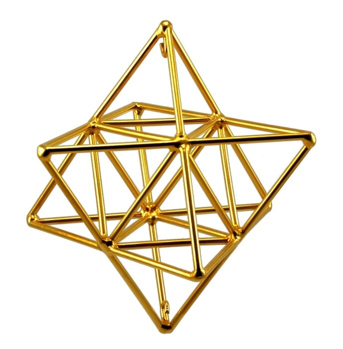 Star Tetrahedron with Octahedron - Small
