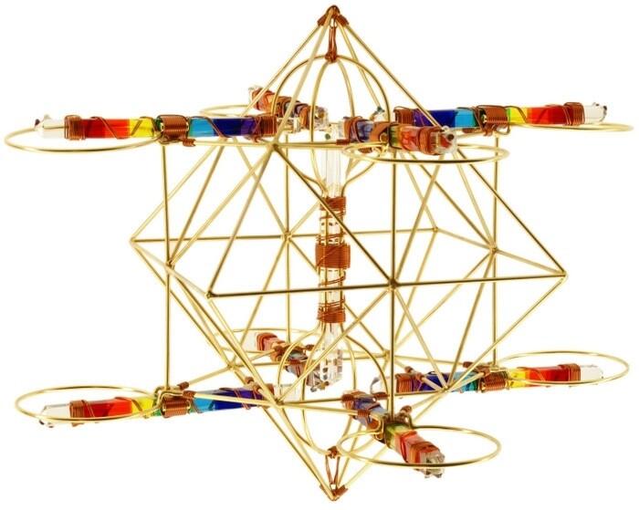 Buddha Maitreya the Christ - Large Maitreya Solar Cross