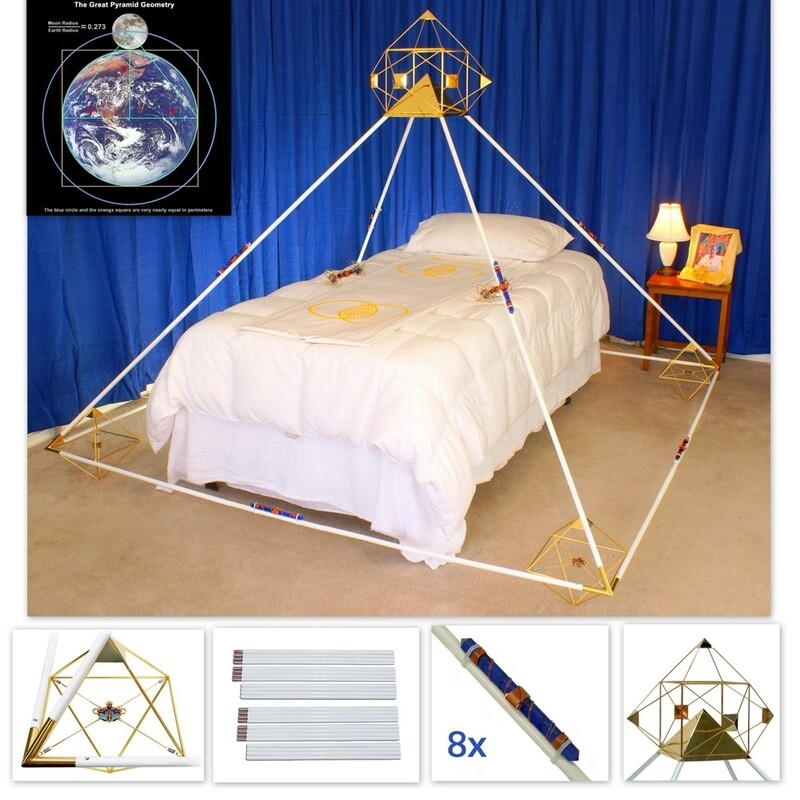7ft Buddha Maitreya the Christ Full Crystal Solar Cross Ascension Meditation Pyramid System