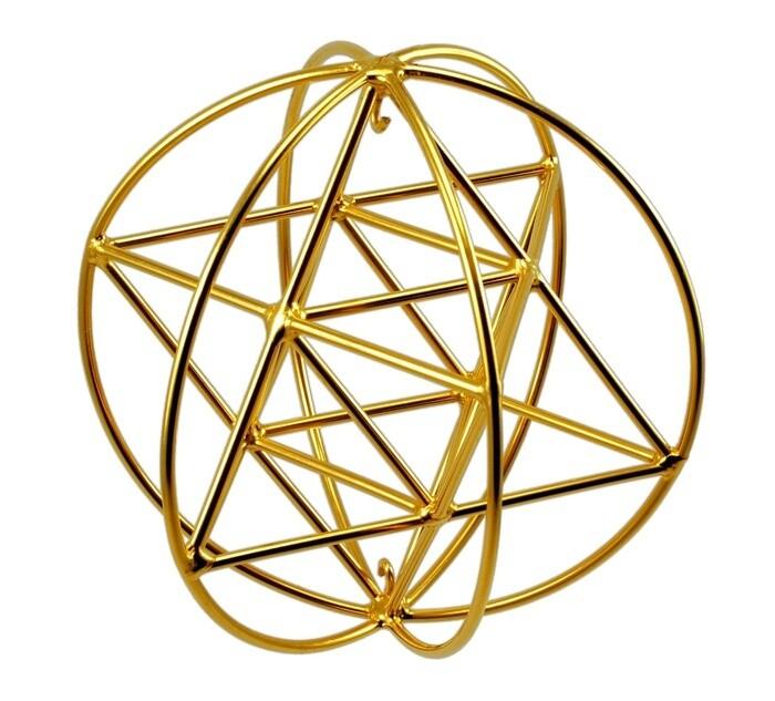 Star Tetrahedron Orb - Small