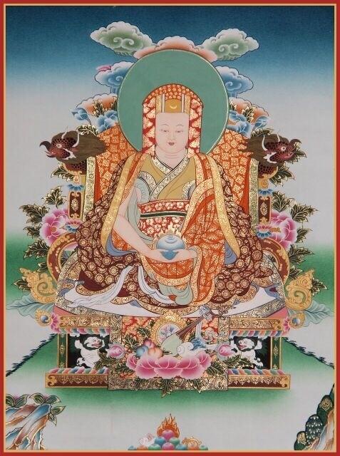 Gampopa - Poster Print