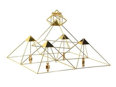 Buddha Maitreya the Christ Pyramid Grid - Small