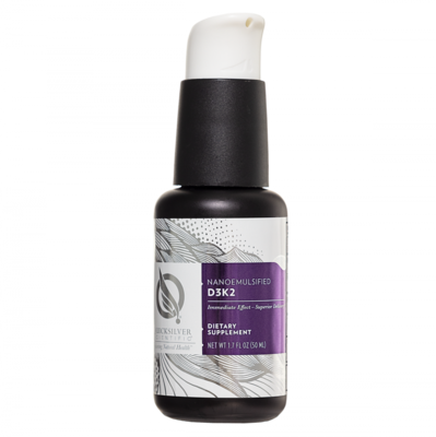 Quicksilver Scientific - Nanoemulsified D3K2