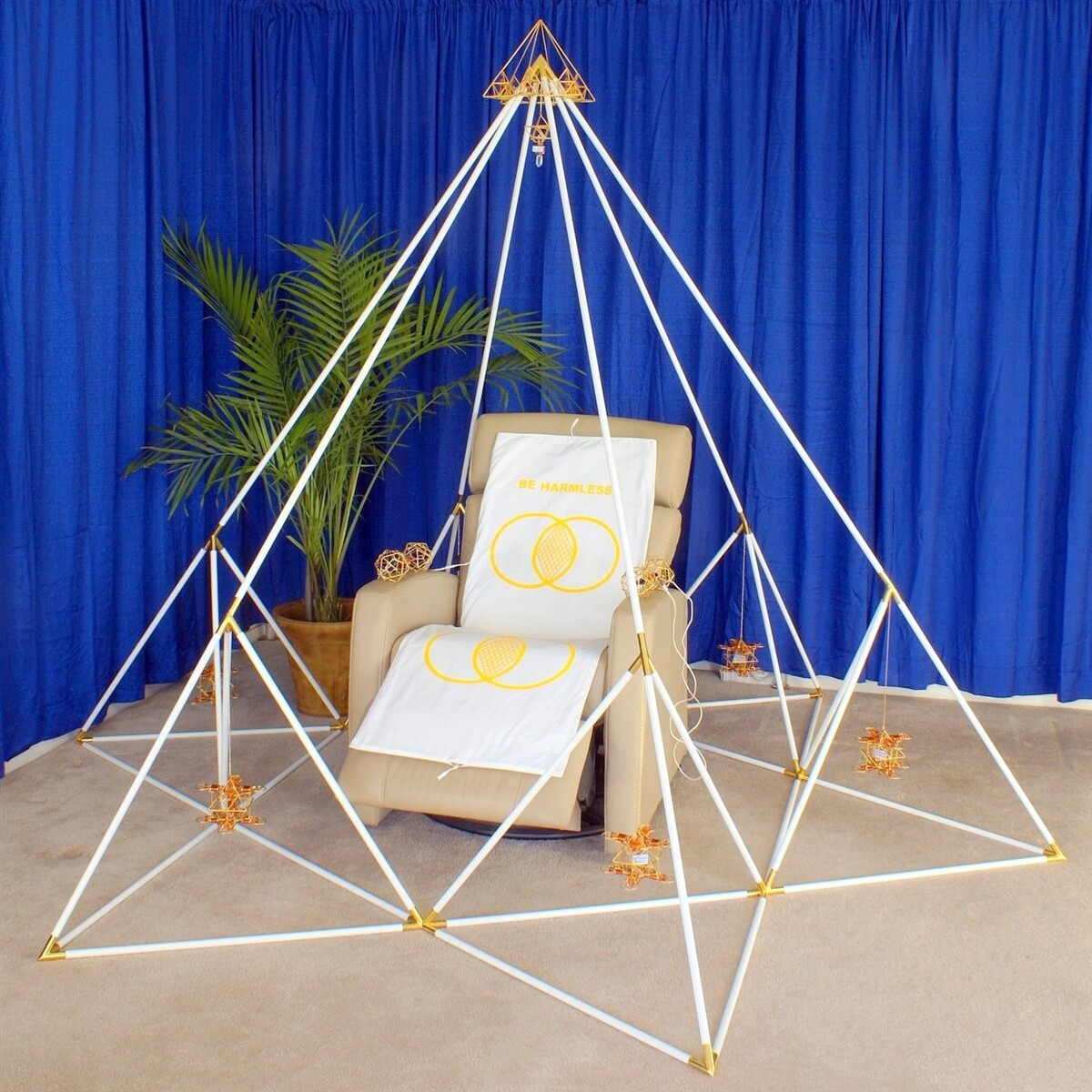 Soul Therapy in Metatron Pyramid