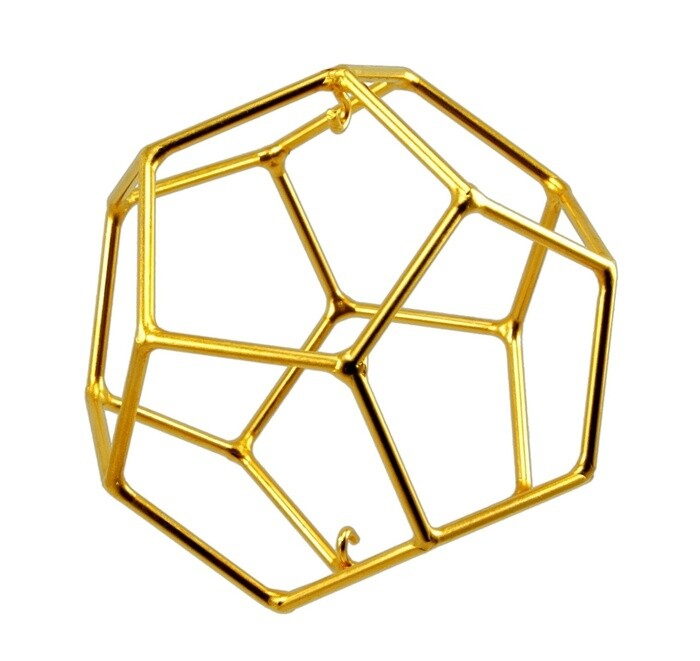 Dodecahedron - Christ Principle - Small