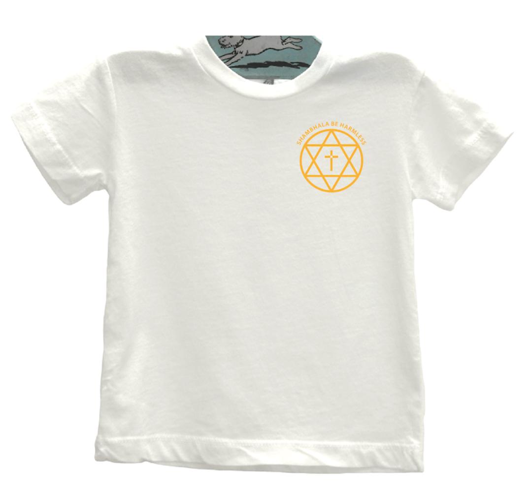 T-Shirt Shambhala Be Harmless - Kids