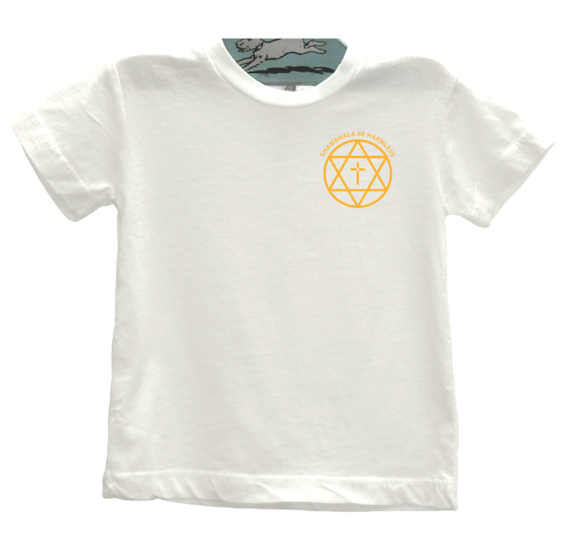 T-Shirt Shambhala Be Harmless - Kids
