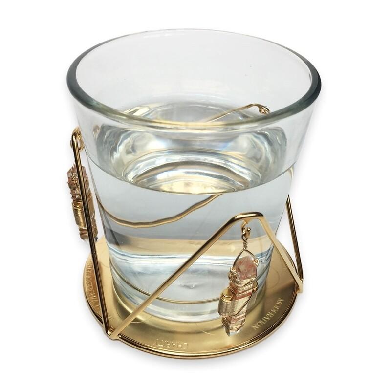 Buddha Maitreya the Christ Water Resonator