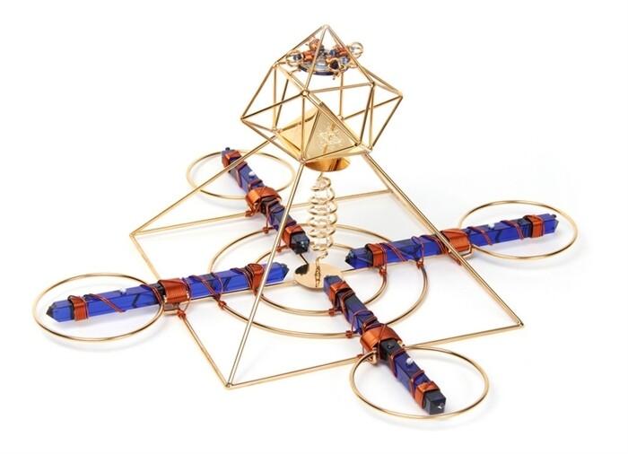 Buddha Maitreya the Christ Solar Cross