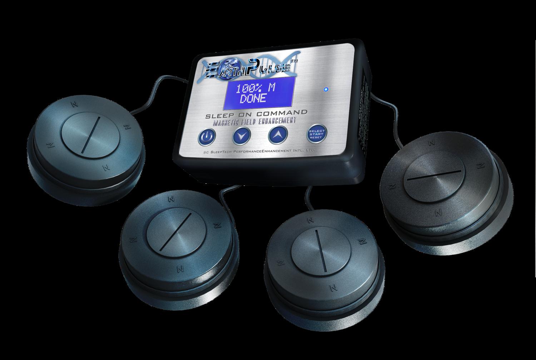 EarthPulse™ v6 ProPlus Sleep on Command ™ System