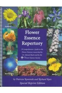 Flower Essence (FES) Repertory Book