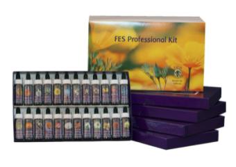 Full Set of North American Flower Remedies – FES Professional Kit