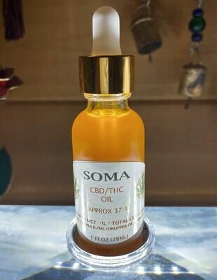 SOMA Regular Strength (half-ounce)