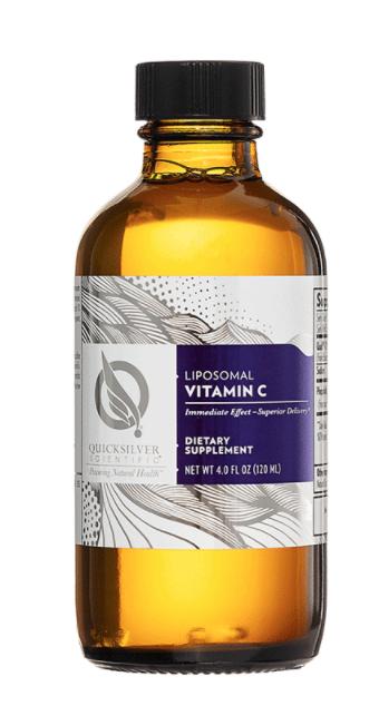 Quicksilver Scientific - Liposomal Vitamin C