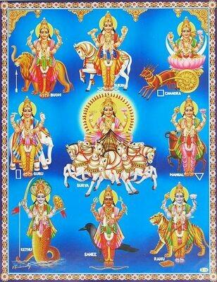Sampoorna Navagraha Puja