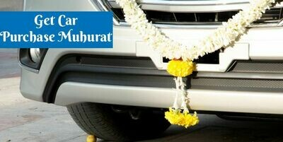 Muhurta Lagnam (Car Purchase/House Warming/Marriage)