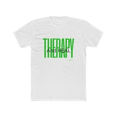 Men's Therapy And Heal Tee