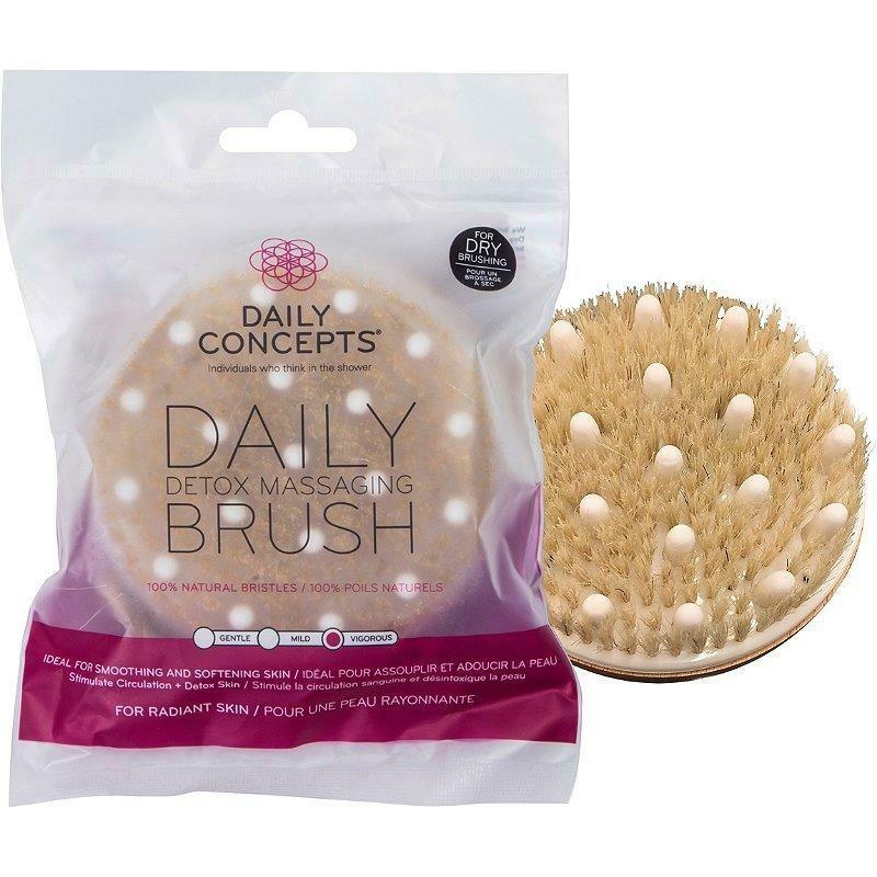 Daily Detox Massaging Brush