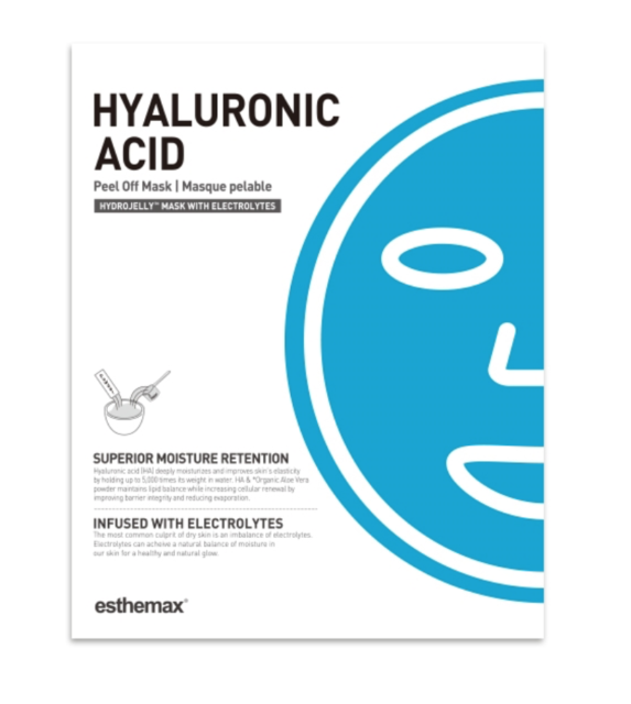 Hyaluronic Acid HydroJelly Mask Kit (includes 2 masks)