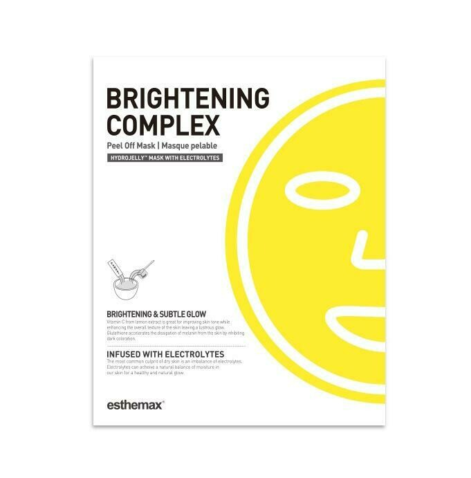 Brightening Complex HydroJelly Mask Kit (includes 2 masks)