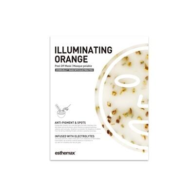 Illuminating Orange HydroJelly Mask Kit (includes 2 masks)