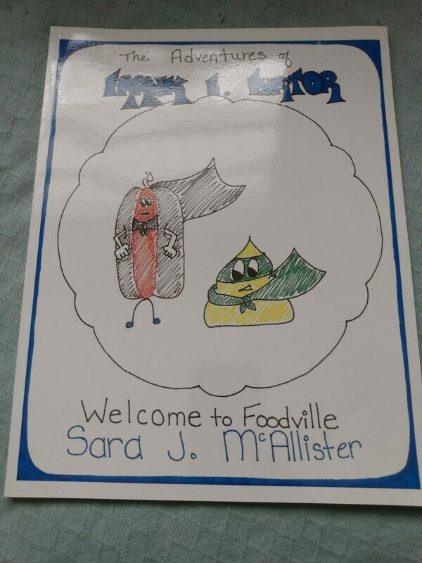 The Adventures of Frank E. Furtor: Welcome to Foodville