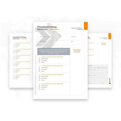 Ausbilder- und Prüferpaket (Theoretische und praktische Prüfung richtig dokumentieren)