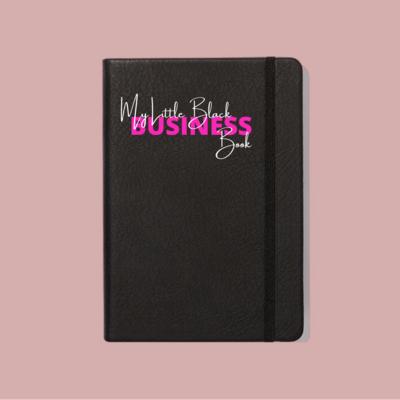 My Little Black Business Book