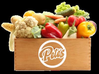 Pete's Organic Box