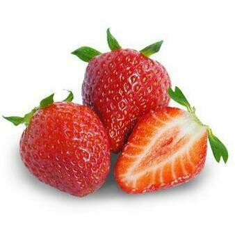 Certified Organic Strawberry Punnet