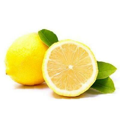 Certified Organic Lemons