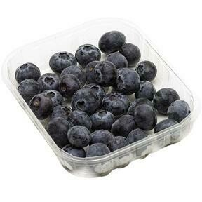 Certified Organic Blueberry Punnet