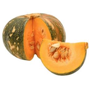 Certified Organic Japanese Pumpkins