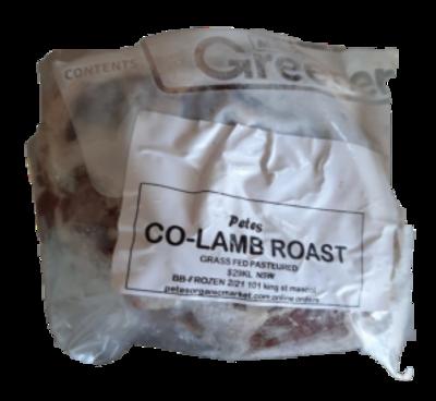 Certified Organic Lamb Roast