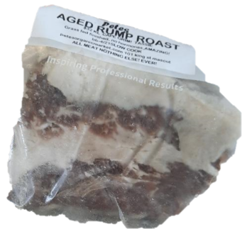 Certified Organic Aged Rump Roast