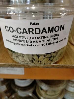 CO- CARDAMON PODS  $10