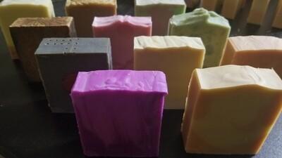 Custom Soap Loaf (10 bars)