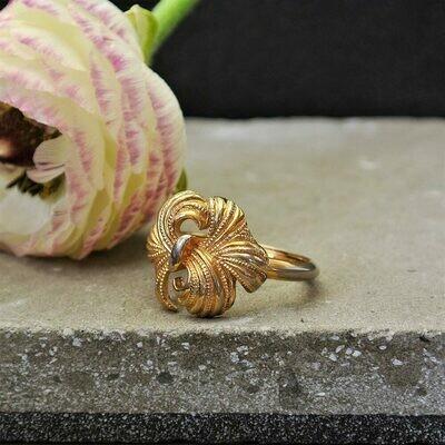 Винтажное кольцо Avon