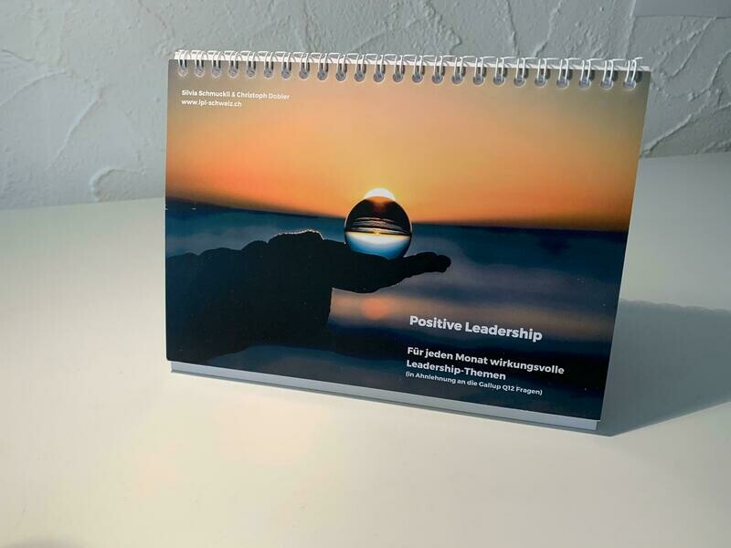 Tischkalender Positive Leadership