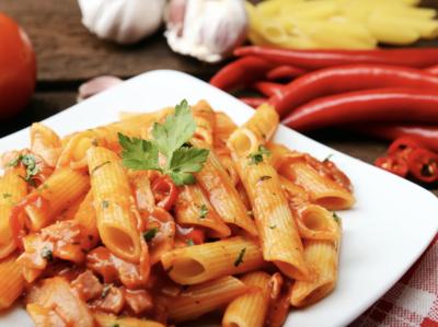 Penne sauce Tomate - basilic