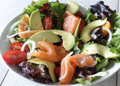 Salade des saveurs